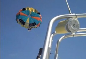 4 Lessons Parasailing Taught Me About Writing