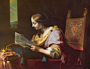 What You Can Learn From Nine Best-Selling Fiction Authors - Carlo Dolci [Public domain], via Wikimedia Commons